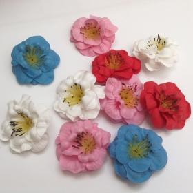 одиночные цветы для декора
