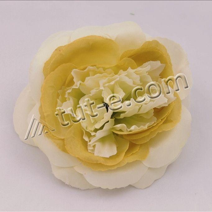 Головка розы МЭРИ оливковая