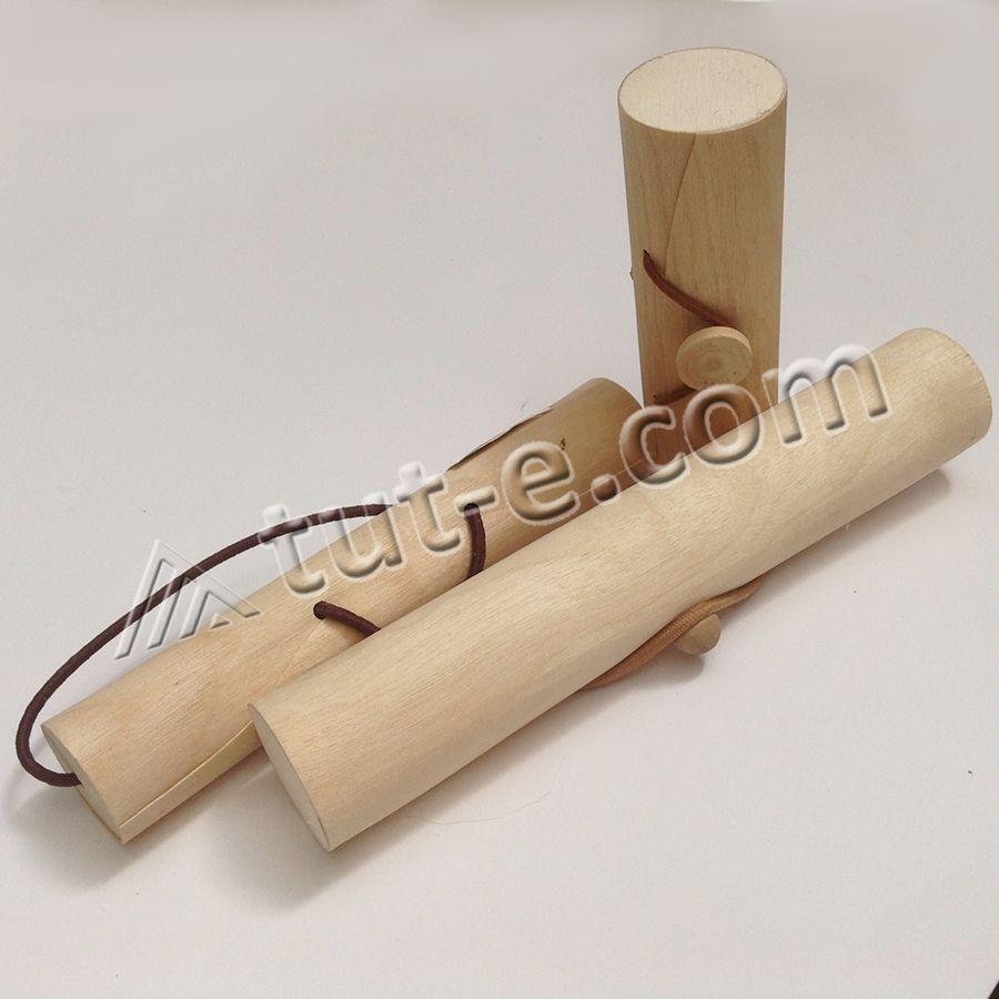 Коробочка из шпона для упаковки 004