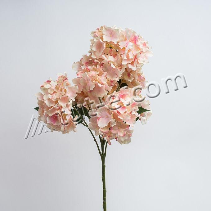 Букет гортензии нежно-розовый