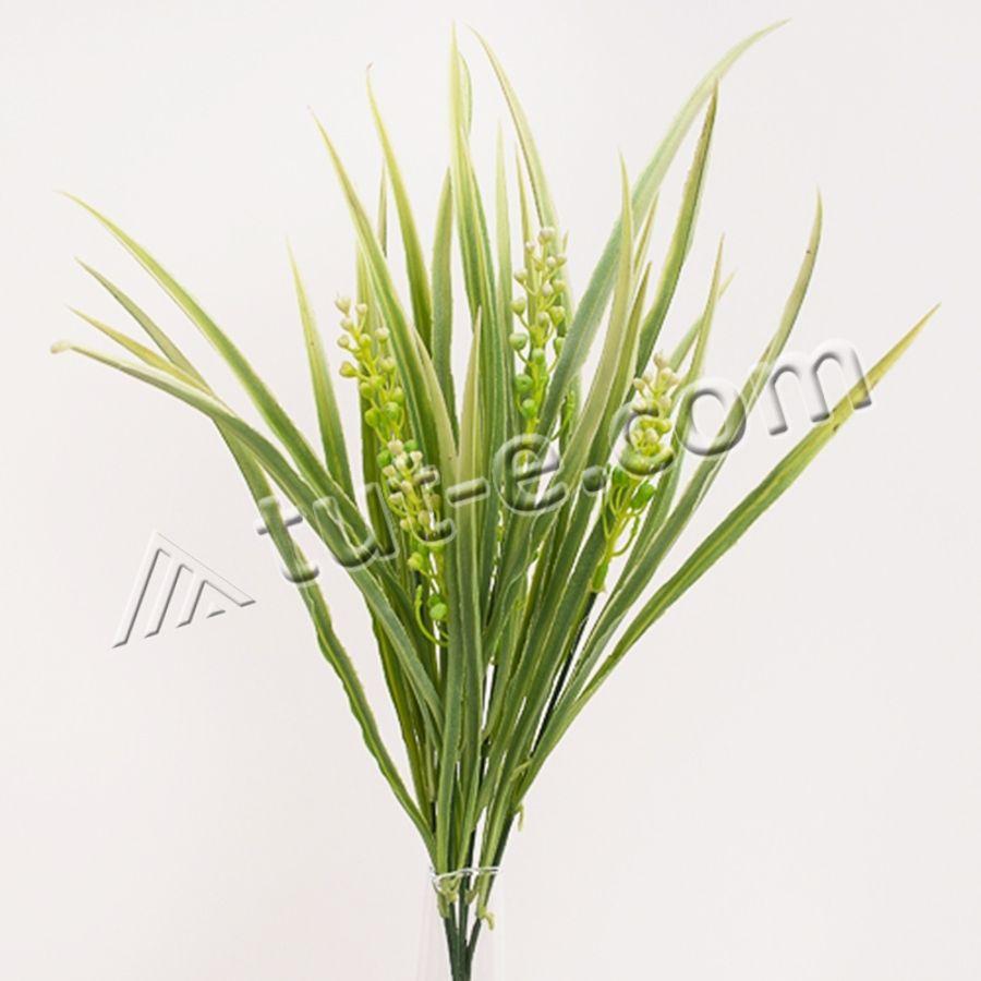 Букет травки светло-салатовой
