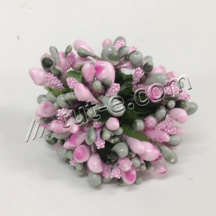 Добавка незабудка ТВ 0408 серо-розовая