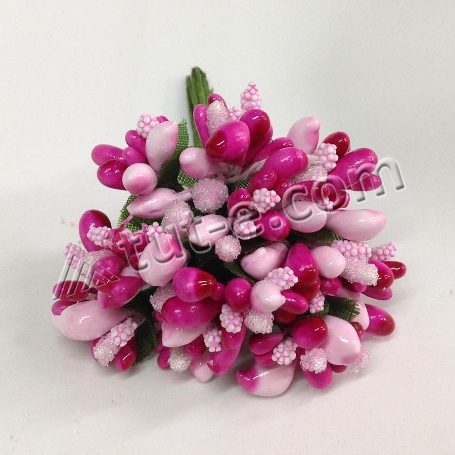 Добавка незабудка ТВ 0408 малиново-розовая