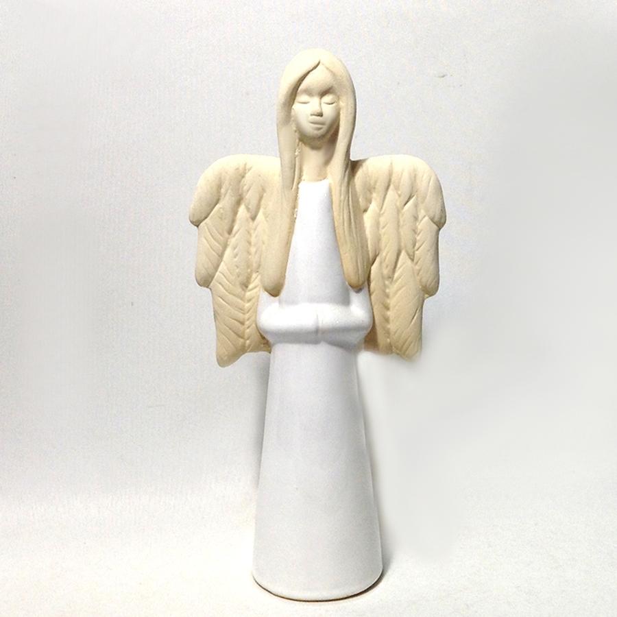 Ангел в белом 46см