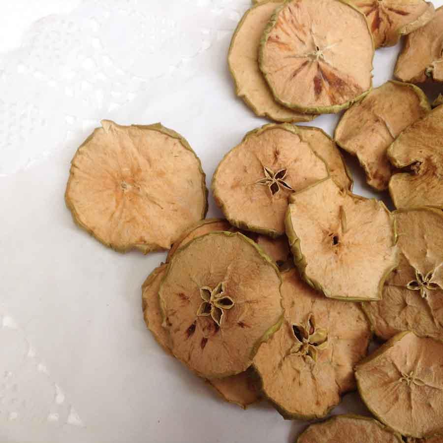 Яблоки сушеные 50г