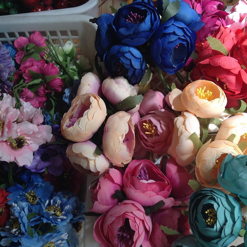 Материалы для флористики