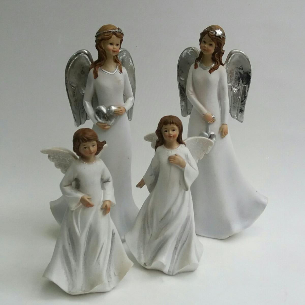 Фигурки ангелов 26см и 17см