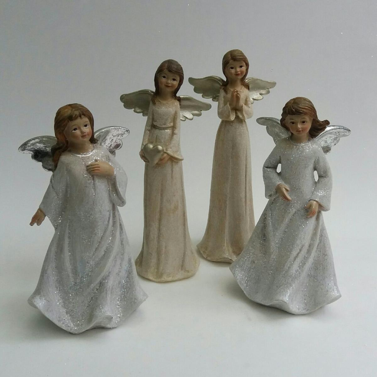 Фигурки ангелов 19см и 18см