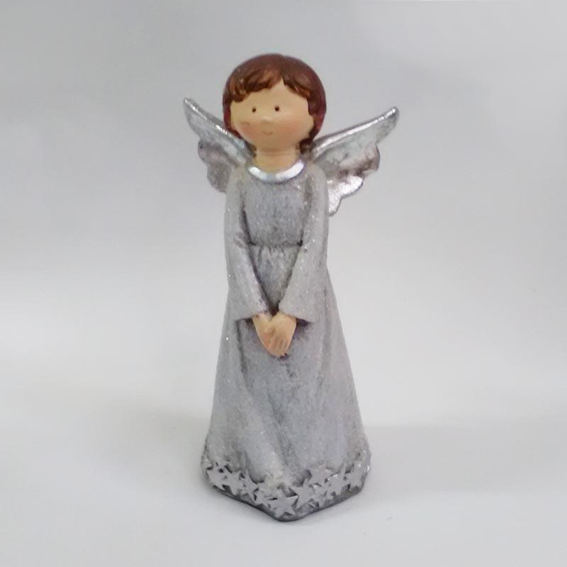 Фигурка ангела в 3х расцветках 22см
