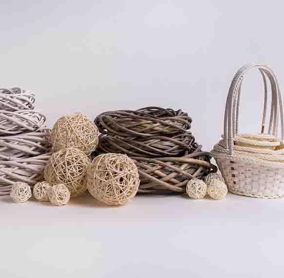 Изделия из лозы и ротанга
